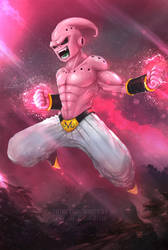 Kid Buu by SimArtWorks
