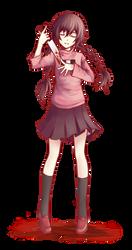 Yume Nikki - Madotsuki by paxiti
