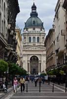 St. Stephens Basilica Budapest by TonyPringle