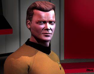 Kirk by ZMcG
