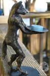 Werewolf Candleholder: Side by dakazi