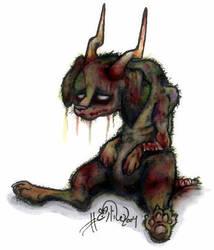 Zombie Battie by dakazi