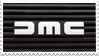 DeLorean DMC Logo Stamp by dakazi