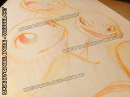 Charmander morning doodle - Sketchbook by tikopets
