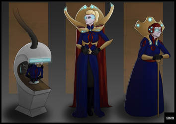 Even More Character Designs! by Saza-Productions