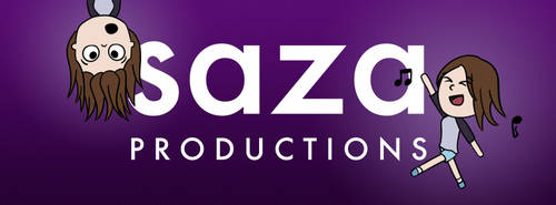 Saza Productions Banner by Saza-Productions