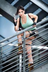 Classic Lara Croft by MissSnape
