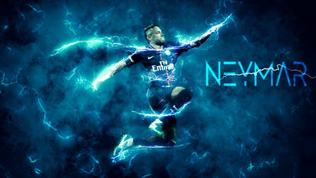 Neymar Jr. Paris Saint-Germain ! by AYGBMN