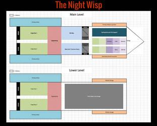 The Night Wisp by VydorScope