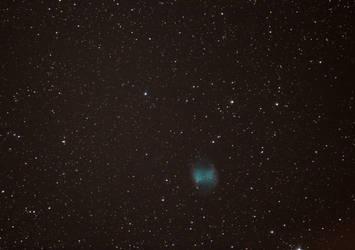 Dumbbell Nebula by VydorScope
