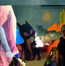 Danika Mori Imaginary Intrusive Installation 4 by JMbucholtz