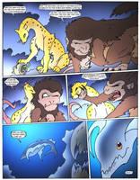 Beast Wars Future- 8- Boundaries by NickOnPlanetRipple
