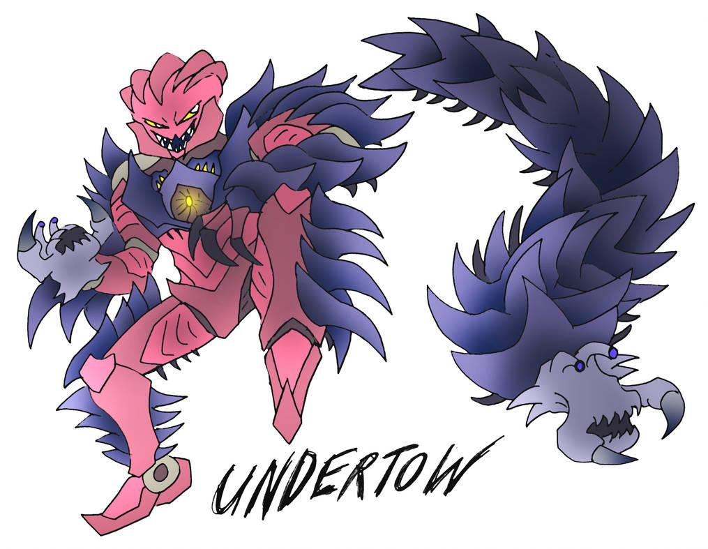 Undertow- Beast Wars Future by NickOnPlanetRipple
