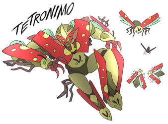 Tetronimo- Beast Wars Future by NickOnPlanetRipple