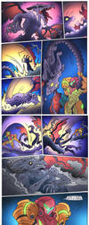 Smash Comic- Puny Ridley by NickOnPlanetRipple