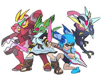 Smash Guardians by NickOnPlanetRipple