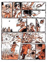 A comic page by Balak01