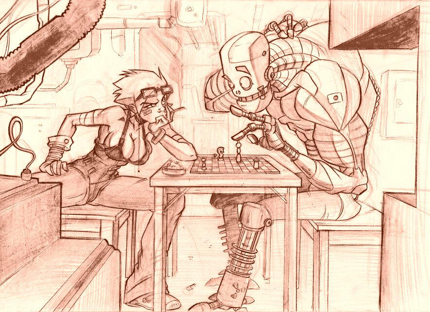 Space Chess by Balak01