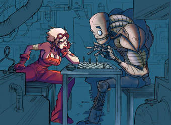 Space Chess Reloaded by Balak01