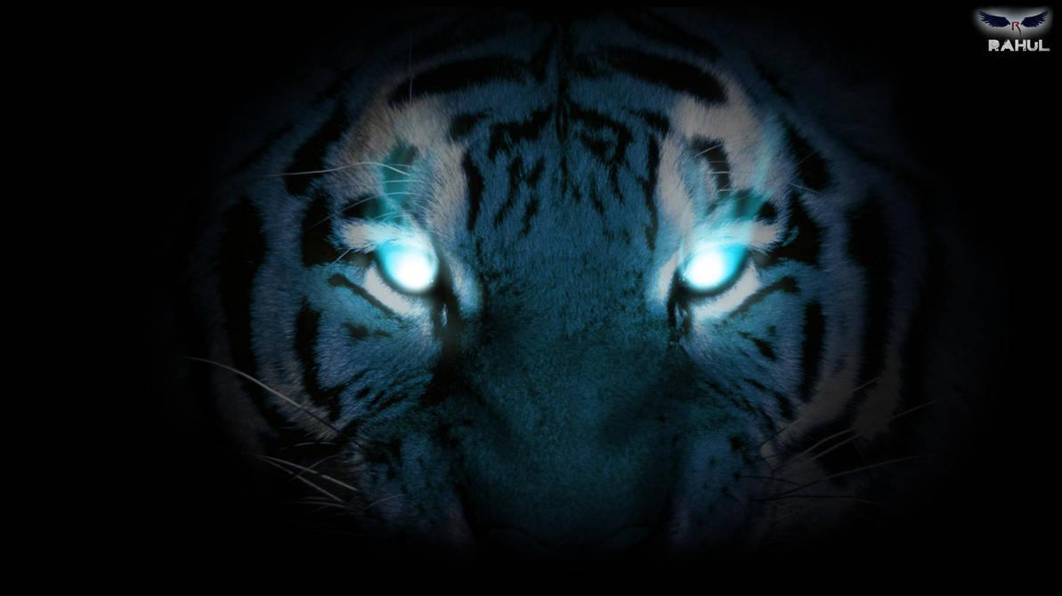 Mystical Tiger Wallpaper Www Miifotos Com