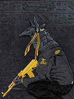 Anubis by Tecnificent