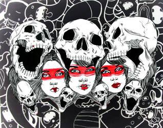 Broken dreams by Almatheya-Andra