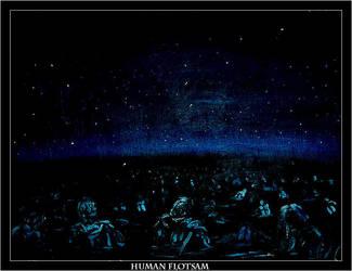 Human Flotsam by Jimmy-C-Lombardo