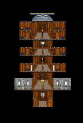 Grand Staircase Cutaway by Jimmy-C-Lombardo