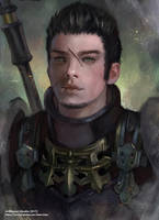 Commission: Talan Dracht by Innervalue