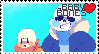 Bone bones au stamp by skuIIer
