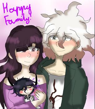 Happy Family by sweetsweetmina