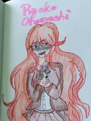 Ryoko Otonashi by sweetsweetmina