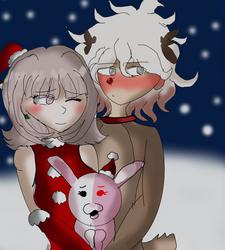 Komanami (Christmas art ) by sweetsweetmina