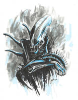 Xenomorph by MikimusPrime