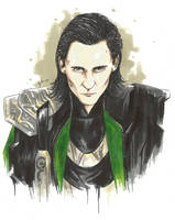 Loki by MikimusPrime