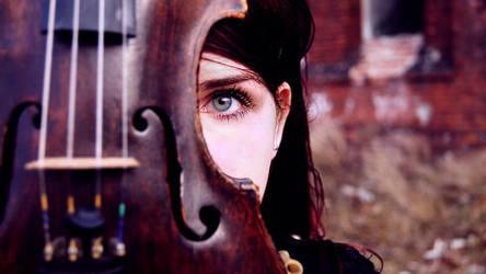 Gdansk Skrzypce / Violin by RedIvan