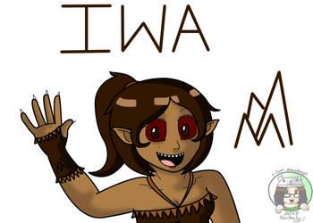 OC - Iwa by I-Luv-Emoboys