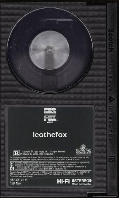 leothefox's Profile Picture