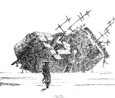 Destination Shipwreck by leothefox