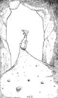 I Begin My Journey by leothefox