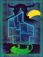 The Dreams in the Witch House by leothefox