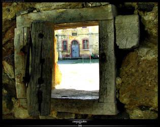 a window of dreams II by psycoupe