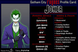Profile - Joker by Roysovitch