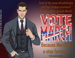 Elect March by Roysovitch