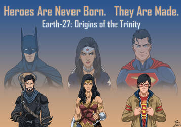 (Earth-27) Origins of the Trinity by Roysovitch