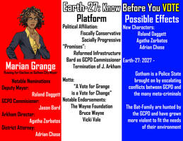 (Earth-27) Grange Voter Information Sheet by Roysovitch