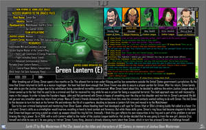 [Earth-27: Oracle Files] Simon Baz (2/2) by Roysovitch