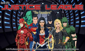 [Earth-27: Rosters] Justice League - 1 - Founders by Roysovitch