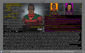 [Earth-27: Oracle Files] Augustus Freeman (2/2) by Roysovitch