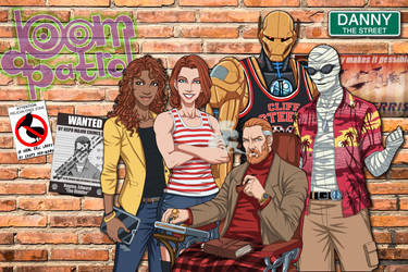 [Earth-27 Rosters] The Doom Patrol (Casual) by Roysovitch